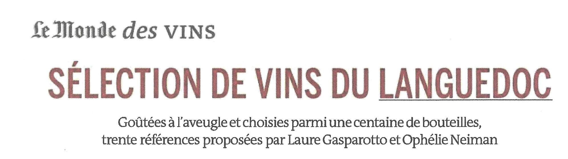 Le Monde supplément du 30 MARS 2018